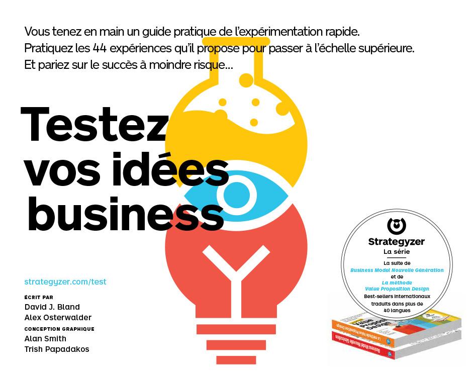 Testez vos idées de Business