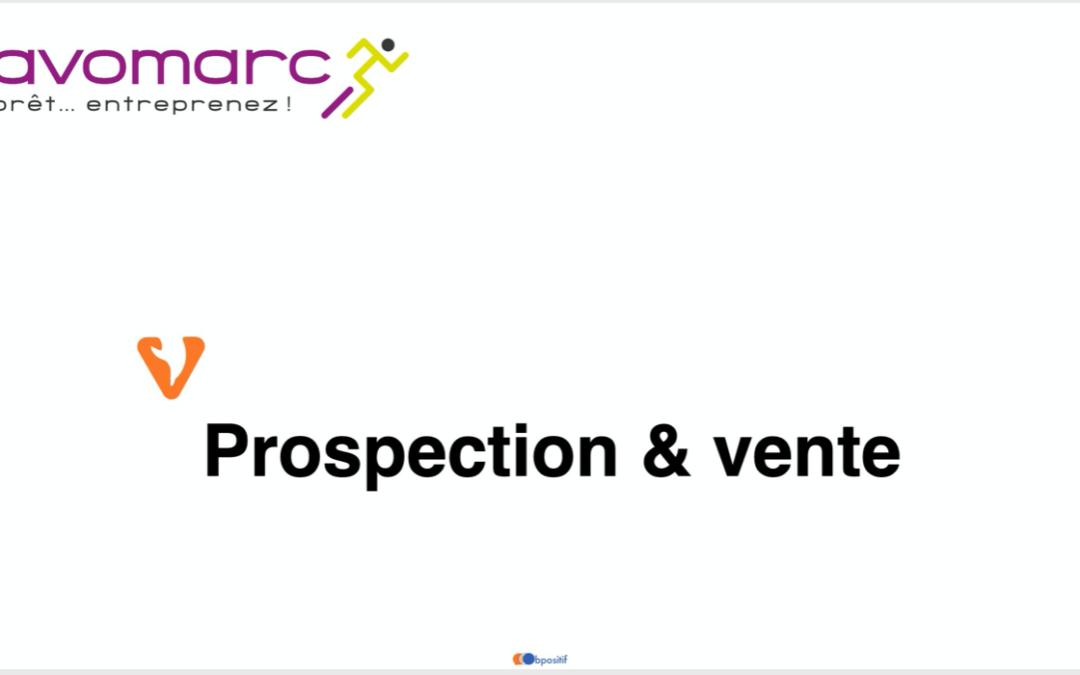 Prospection Vente