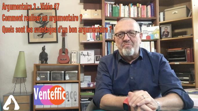 Argumentation : comment procéder ?  Vidéo#7